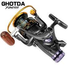 Saltwater Fishing Reel Carp Wheel Double Brake System 3000 4000 5000 6000 Fishing Tools