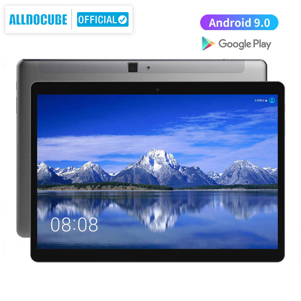 Alldocube IPlay10 Pro 10.1 Inch Wifi Tablet Android 9.0 MT8163 Quad Core 1200*1920 Ips Tabletten Pc Ram 3gb Rom 32Gb Hdmi Otg