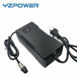 Image 5 - Yzpower Dc 10S 42V 5A 36V Lithium Ion Batterij Lader Voor Li Ion Lipo Batterij Desktop Type Snelle voeding Eu/Us/Au/Uk Ac Dc