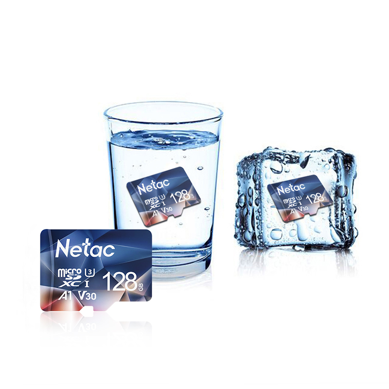 Netac карта памяти Micro SD карта 16 ГБ 32 ГБ 64 ГБ 128 Гб класс 10 USB флэш-карта для смартфона адаптер SD карта Горячая Распродажа