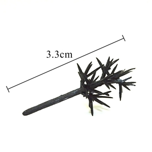 Image 4 - 1000 ピース/ロット 3 センチメートル木トレインセット風景風景モデルツリーアーム用