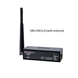 RS485 to WIFI Serial Server Wireless Networking Devices Modbus TPC IP Function RJ45 Elfin-EW11/Elfin-EW11-0(China)