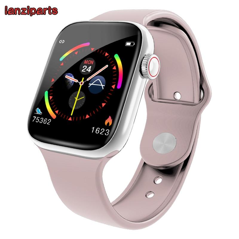 2020 Smart Watch Men Women W4 Heart Rate Monitor Smart Bracelet For Huawei  Samsung Apple Xiaomi  PK Iwo 8 9 10 W34