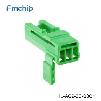 FMchip IL-AG9-3S-S3C1 SOCKET Automotive Connector to IL-AG9-3P-S3C1 IL-AG9 Series CONN SOCKET 3POS HOUSING 2.5MM фото