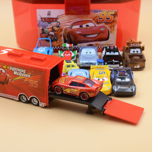 Pixar Car 3 Lightning McQueen Racing Family Family 39 Jackson Storm Ramirez 1:55 Die Cast Metal Alloy Car Christmas Gifts