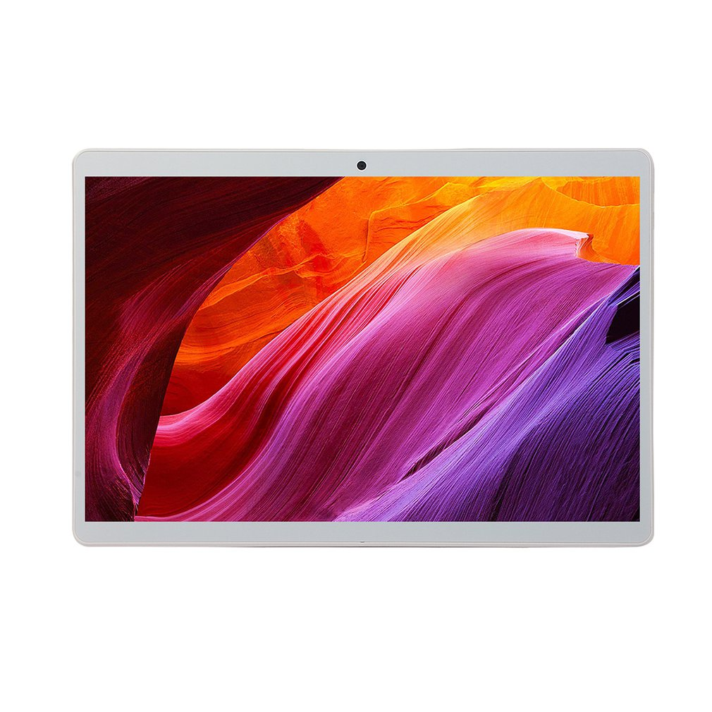 10.1 Inch Flat Quad Core Tablet 3G Call 16G Memory Android Metal One Machine