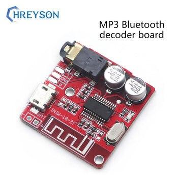 Módulo receptor de Audio MP3 para coche, placa decodificadora Bluetooth sin pérdidas, placa de amplificador de Audio, 1 Uds., 4,1