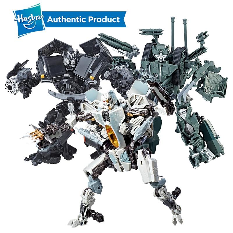 Hasbro Transformers 7.5-Inch Studio Series 12 VoyagerClass Movie 1 Decepticon Brawi Transformers Classic Movie Series