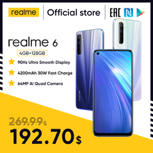 Realme Helio G90T 128GB 4gbb WCDMA/GSM/LTE NFC Vooc/supercharge Bluetooth 5.0/Gorilla glass/5g wi-fi