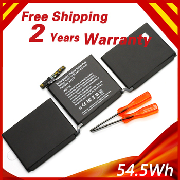Golooloo A1713 11.4V 54.5Wh  laptop battery for Apple MacBook Pro 13'' A1708  (2016 years)