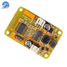 Placa amplificadora Digital Bluetooth, amplificador de potencia de 6W Micro USB, placa de sonido de Audio Bluetooth para altavoz DIY