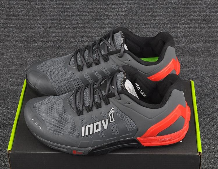 Men Off-road Trail GYM Sports Running Shoes Male Countrycross Marathon Racing Shoes Ultra-light Sports Sneakers INVO-8 290