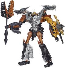 Transformers Age of Extinction Generations Leader Class Grimlock Figure(China)