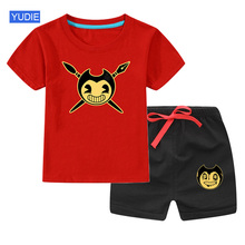 Toddler Boys Clothing Sets 2020 New Summer Baby Fashion Suit Casual Cotton Childrens