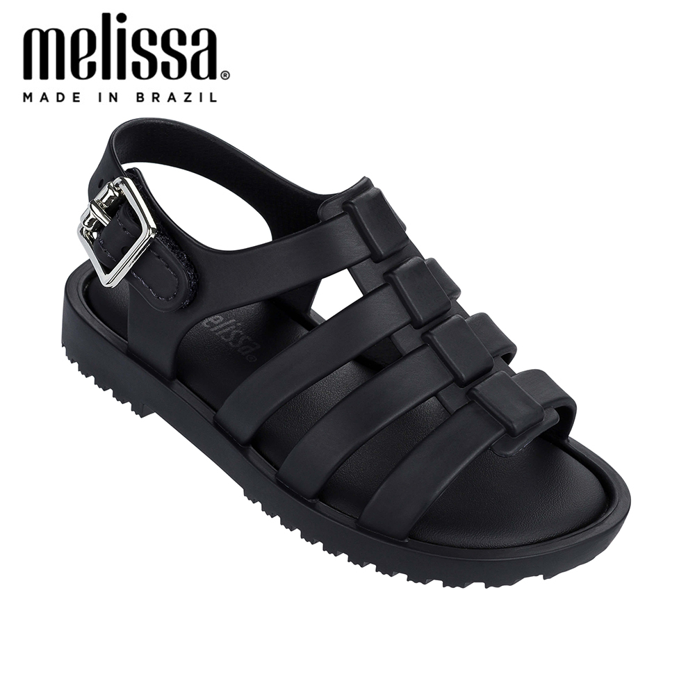 Mini Melissa Flox Roman Boy Girl Jelly Shoes 2020 New Summer Beach Shoes Melissa Sandals Kids Sandals Girls Children Sandal