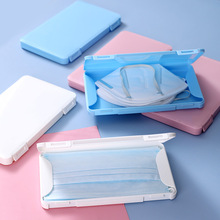 Stationery Organizer-Box Container Storage-Case School-Supplies Plastic Household Portable