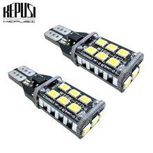 цена на 2x W16W T15 LED Bulbs 2835 SMD Canbus OBC Error Free LED Backup Light 921 912 W16W LED Bulbs Car Reverse Lamp Xenon White DC12V