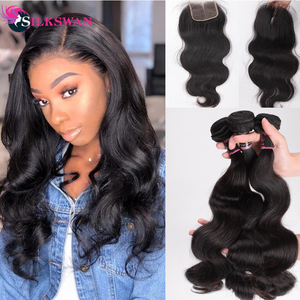Water Wave Lace Front Human Hair Wigs 150% Density Human Hair Wigs For Women ISEE HAIR Wigs Mongolian Water Wave Lace Part Wigs(China)