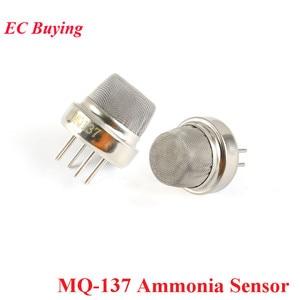 Image 1 - MQ137 Ammonia Sensor Module MQ 137 NH3 Gas Sensor Module For Detection Ammonia Leak Alarm
