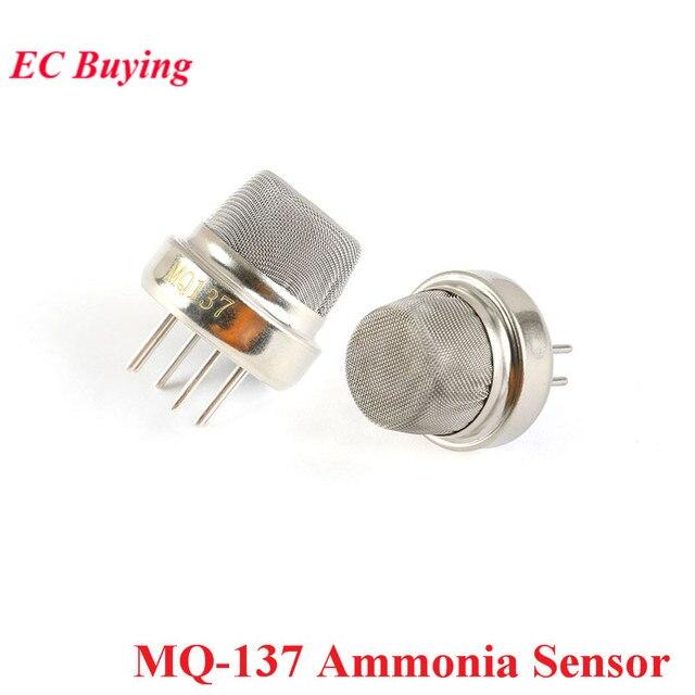 MQ137 แอมโมเนีย Sensor โมดูล MQ 137 NH3 Gas Sensor โมดูลสำหรับการตรวจจับแอมโมเนียรั่ว