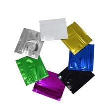 Оптовая продажа 2000 шт многоцветные 75x63 см reclosable mylar