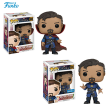 FUNKO POP Marvel Doctor Strange #169 Vinyl Doll Action Figures Brinquedos Dr. Strange Collection Model Car Decoration Toys