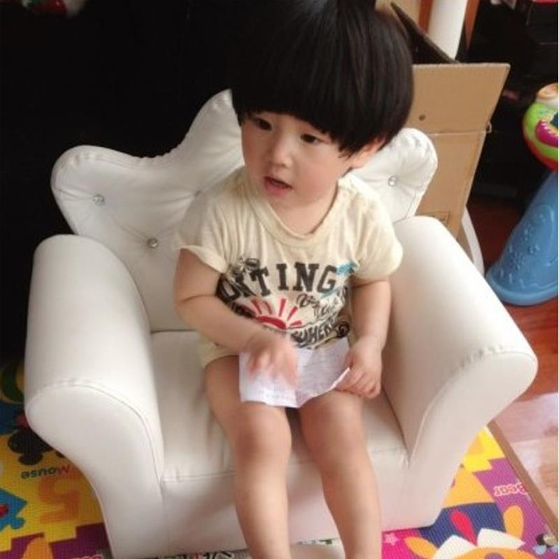 Recamara Princesa Pufy Do Siedzenia Silla Infantiles Kindersofa Seat Chair Baby Infantil Children Chambre Enfant Kids Sofa