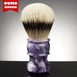 Image 4 - OUMO PINSEL OUMO FIORENTINA rasieren pinsel mit Mandschurei SEIDE WT HAKEN WILDSCHWEIN 10 verschiedene knoten zu wählen