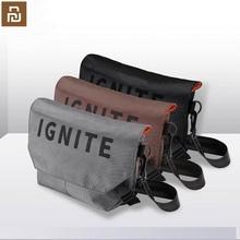 Orijinal xiaomi mijia çanta cep çantası omuz çantası sırt çantası su geçirmez cepler dijital oyun saklama çantası açık spor sırt çantası