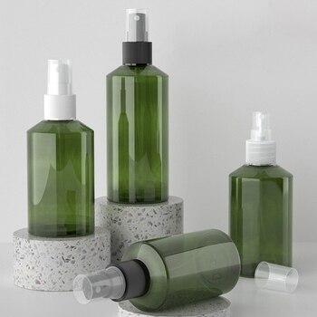 100/150/200ml Plastic Refillable Spray Bottles Portable Essential Oil Bottle Perfume Cosmetic Dispenser Empty Sprayer Container