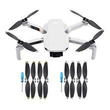ใบพัดCW CCW 4726Fต่ำน้ำหนักเบาเปลี่ยนใบมีดพับได้สำหรับDJI Mavic Mini RC Droneอุปกรณ์เสริม