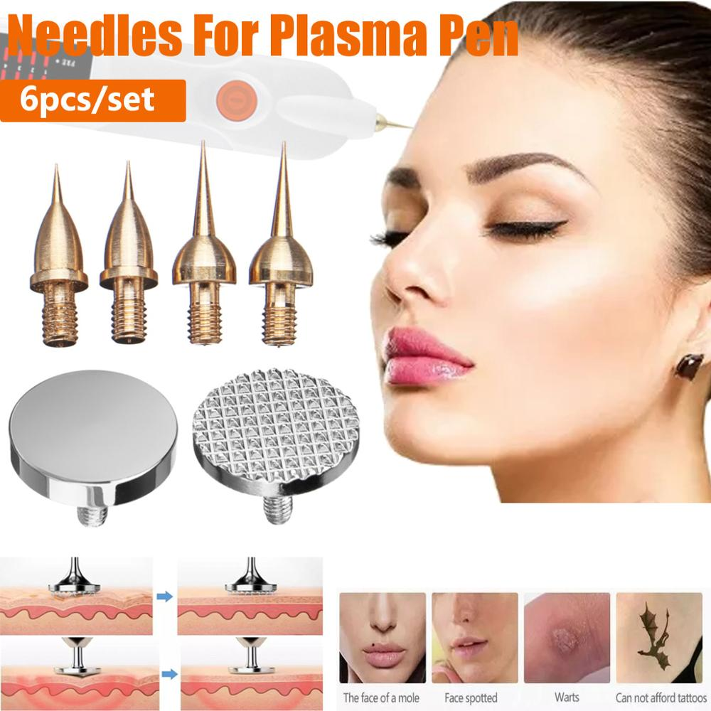 Laser Plasma Pen Needle Lifting Plasma Pen Skin Tag Mole Tattoo Wart Removal Dark Spot Freckle Removal Mole Spot Needles