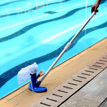 Jacuzzi SPA szczotka do czyszczenia głowica ssąca narzędzia do czyszczenia basen przenośny basen Jet próżniowe elementy zewnętrzne tanie i dobre opinie CN (pochodzenie) Z tworzywa sztucznego Quick Connector Set
