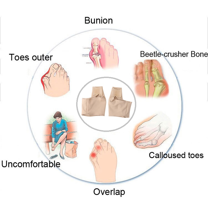 Big Toe Splint Separator Bunion Corrector
