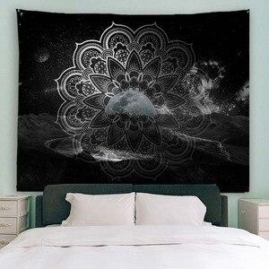 Image 5 - PROCIDA гобелен на стену искусство полиэстер ткань Мандала шаблон тема, Настенный декор для общежития, спальни, ногтей включены