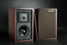 SoundArtist LS3/5A Monitor Bookshelf HIFI Speakers Passive Loudspeakers A Pair Sent From Europe