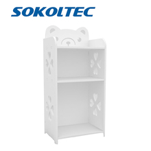 Bedside table mini multi-function telephone table bedroom modern minimalist side cabinet European carved  storage cabinet