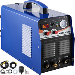 TIG/MMA Plasma Cutter CT520 3 in 1 Combo Macchina di Saldatura Tig Saldatore 200A Saldatrice Ad Arco 200A Taglio Al Plasma 50A 110V 220V