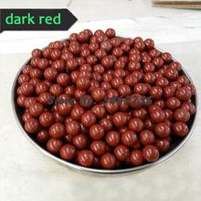 Mud Clay Beads Slingshot Paintball Ball-Bearing Ammo Bullet Shooting Solid 100pcs 9-10mm