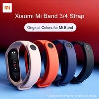 Original Xiaomi Mi Band 4 5 Strap Rosa Begrenzte Wein Rot Armband Kompatibel mit Mi Smart Band 5 4 3 NFC