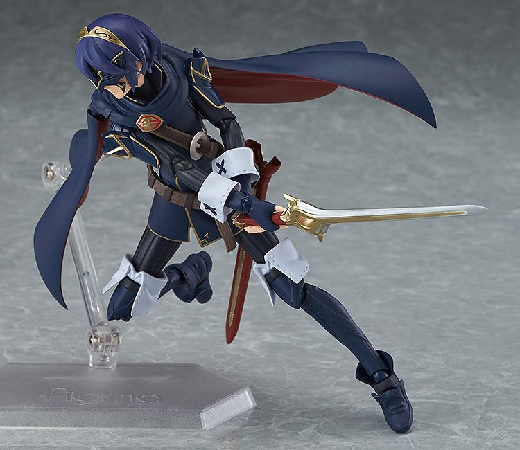 14cm Fire Emblem Awakening: Lucina Action Figure Anime Doll Cartoon Figure Toy Collection Model Toy For Friends Gift