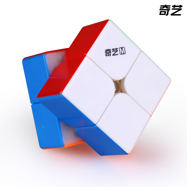 Qiyi MS Series Magnetic 2×2 3×3 4×4 5×5 Pyramid Magic Cube Toys Twisty Speed Puzzle Magnets Cube Educational Children Toys Gift