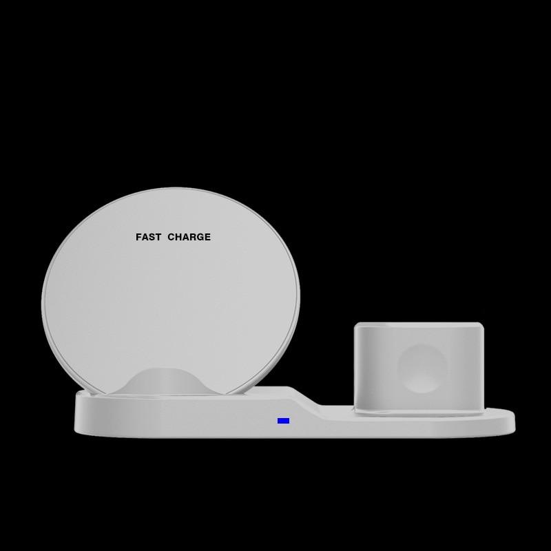 Зарядное устройство для Apple watch 4 3 2 1+ зарядка US - Цвет: white