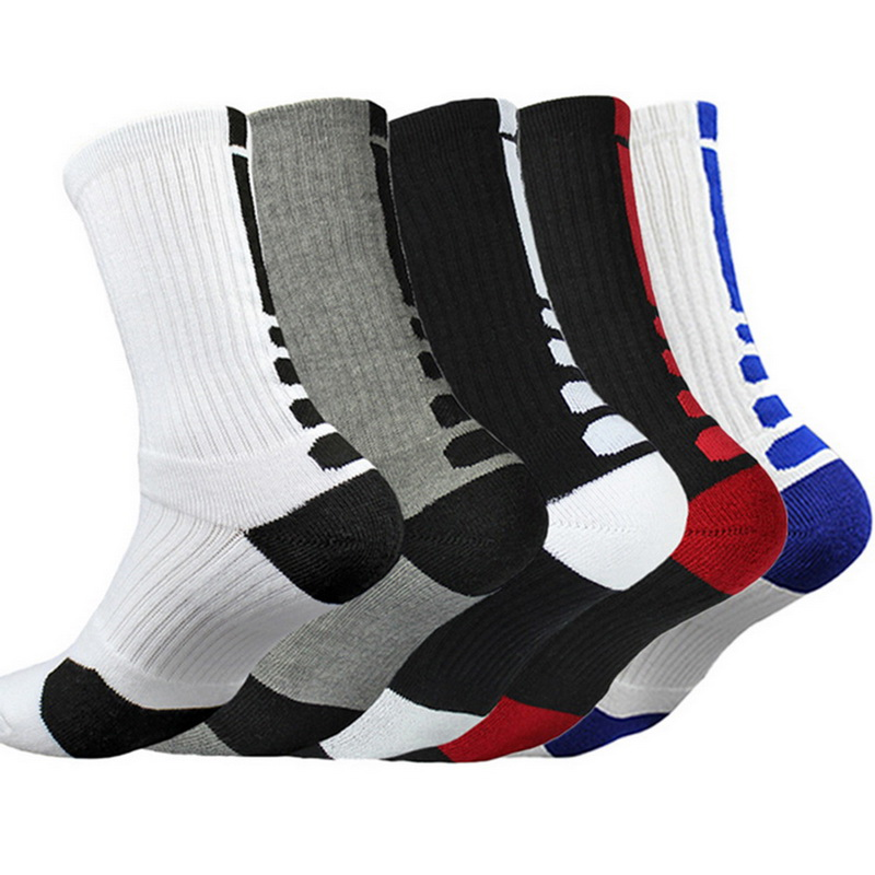 SFIT Professional Cycling Socks Men Sport Running Basketball Football Breathable Cycling Sock Outdoor Road Bike Socks 2019