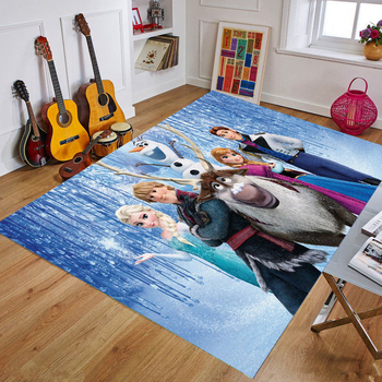 Cartoon Baby Play Mat Kids Developing Mat 0.5 Cm Thick Gym Games Play  Baby Carpets Toys for Children's Rug Soft Floor Mat