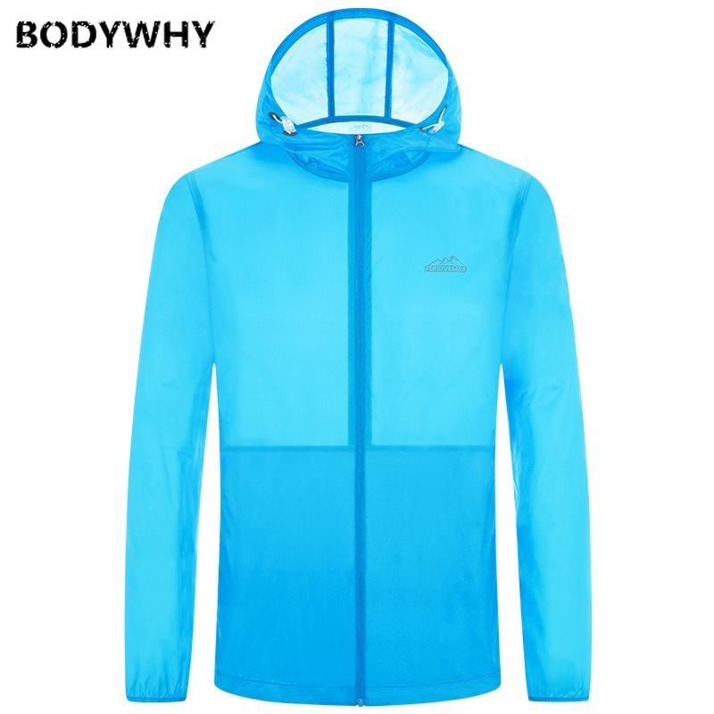 Sun Protection Clothing Outdoor Sunscreen Thin L Breathable Sport Coat Jacket Water-Proof Air-Permeable Ultra-Light Windproof