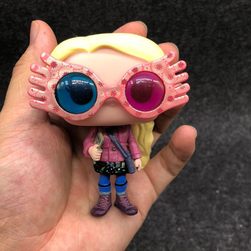 Funko Pop Harry Potter Luna Lovegood With Glasses