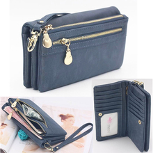 Women Wallet Leather Universal Phone Bag Case For i