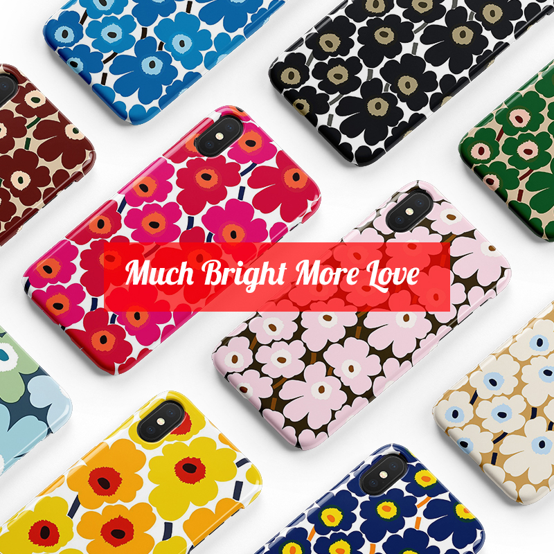 Luxury Bling Soft Silicone <font><b>Case</b></font> for <font><b>iPhone</b></font> XR 11 Pro X XS Max 7 8 <font><b>Plus</b></font> 6 <font><b>6S</b></font> <font><b>Red</b></font> Poppy Flower Cover Cute Girl Dahlia Floral Coque image