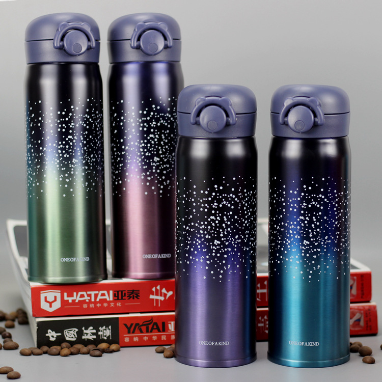 H7a37cb208b9645c38c7dc9a5428fd3ecG High Quality Portable Thermos Bottle Girl/Boy Stainless Steel Water Bottle Vacuum Flasks Insulated Cup High Capacity Student Tra
